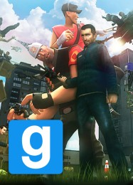 Обложка игры Garry's Mod