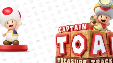 Amiibo облегчат прохождение Captain Toad