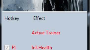 Batman: Arkham Origins ~ Blackgate: Трейнер/Trainer (+1: Бессмертие / Immortality) [1.0] {MrAntiFun}
