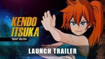 Ицука Кендо уже доступна в My Hero One's Justice 2