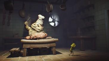 Bandai Namco начала раздачу Little Nightmares для Steam
