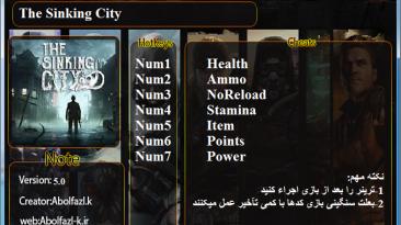 The Sinking City: Трейнер/Trainer (+7) [5.0] {Abolfazl.k}