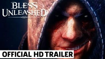 Разработчики Bless Unleashed выпустили трейлер в честь релиза ПК-версии игры