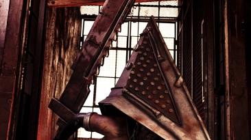 Пирамидоголовый из запретных фантазий - косплей от Джессики Нигри на монстра из Silent Hill