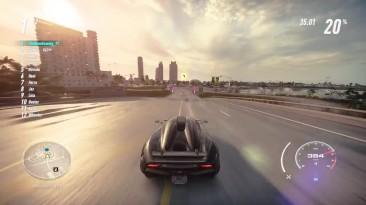 Быстрые машины из Need for Speed Heat