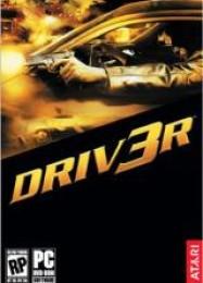 Обложка игры DRIV3R