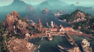 Обзор игры Anno 1800