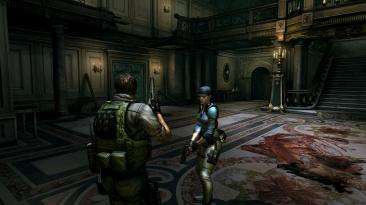 """Resident Evil 5 """"Фикс убирает зелёный фильтр в игре + Улучшенные настройки графики"""""""