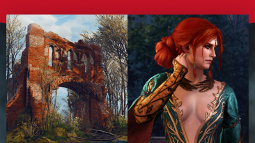"""The Witcher 3: Wild Hunt """"DLS 9-10 (Steam или пиратка)"""""""