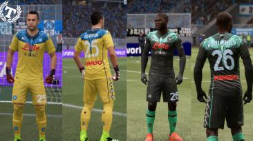 """FIFA 21 """"Специальная лимитированная форма Наполи"""""""