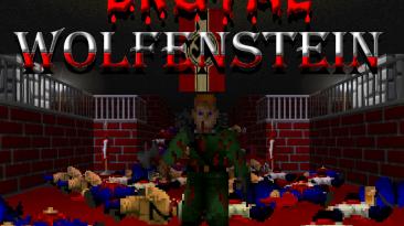 Brutal Wolfenstein! - теперь нацистам не поздровиться!