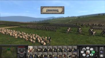 "Medieval 2: Total War ""Найм отрядов Изенгард и Гномы v.1.0 для мода Third Age Total War 3.2"""