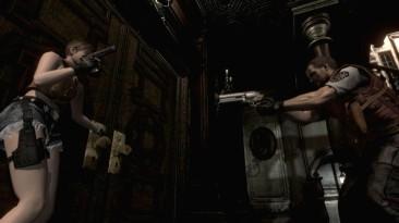 "Resident Evil ""Замена Jill STARS на Rebecca Chambers Cowgirl costume."""