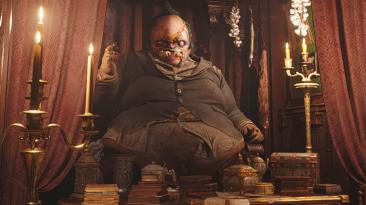 "Resident Evil: Village ""Маска Пуджа для торговца"""