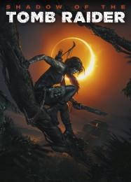 Обложка игры Shadow of the Tomb Raider