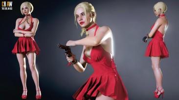 """Resident Evil 2 """"Клэр и Ада в красном платье"""""""