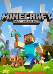 Обложка игры Minecraft: Pocket Edition