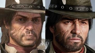Художник показал, как бы выглядел Джон Марстон из Red Dead Redemption на PS5