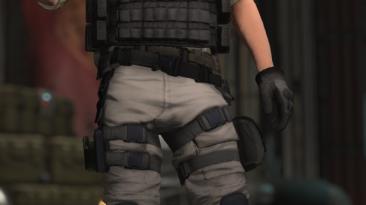 "XCOM 2 ""[WOTC] Ghost Recon: Future Soldier - Kozak's Gear"""