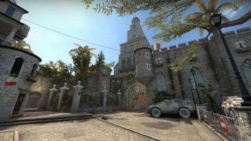 "Counter-Strike: Global Offensive ""Карта Coast"""