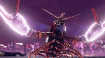 Забавное видео Yakuza: Like a Dragon о раке Нэнси