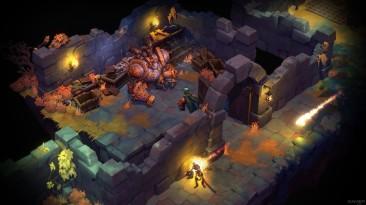 Battle Chasers: Nightwar отправился на Кикстартер