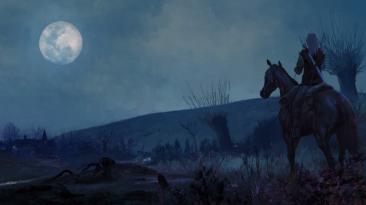 "The Witcher ""Новая музыка в главном меню - Lost song about Geralt of Rivia"""