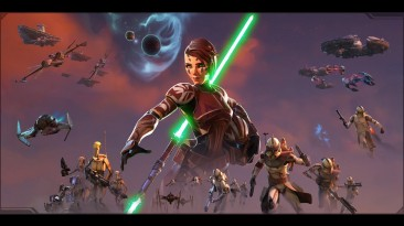 Star Wars Redemption - фанатская игра