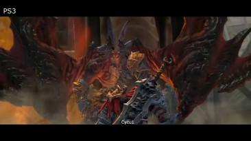 "Darksiders Warmastered ""Сравнение версий PS3 vs PS4"""