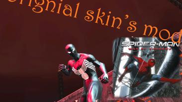 """Spider-Man: Web of Shadows """"Мод на оригинальные скиы"""""""