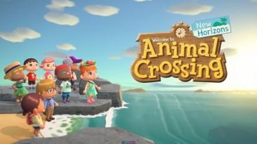 В США и Великобритании Animal Crossing: New Horizon заняла ТОП-1 по продажам