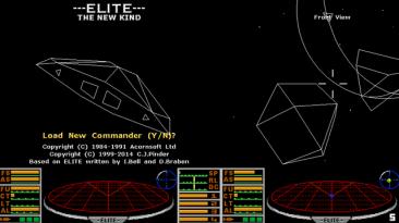 Классический космосим Elite будет бесплатным на грядущих выходных