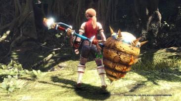 "Monster Hunter: World ""Оружие Bee Hammer (Пчелиный Молот)"""