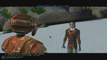 Star Wars: KotOR - Лучшая игра по звёздным войнам. Bioware скатились?