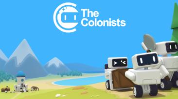 Представлена стратегия про разумных роботов The Colonists