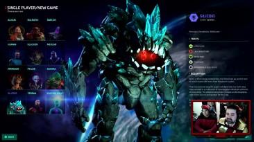 AngryJoe играет Master Of Orion!