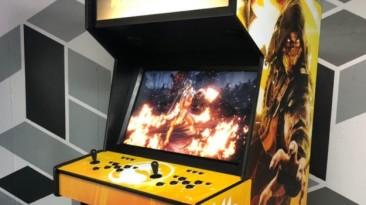 Как построить самодельный аркадный автомат для Mortal Kombat 11