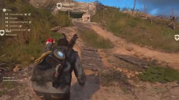 Call Of Duty World War II - Подборка приколов