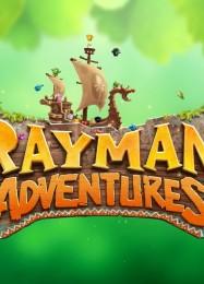 Обложка игры Rayman Adventures