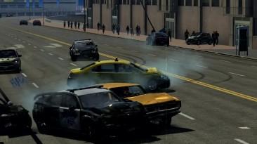 Driver San Francisco - Ограбление (короткий фильм)
