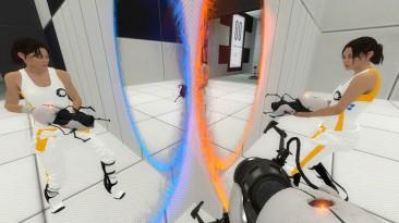 """Portal 2 """"Пушка из первой части"""""""