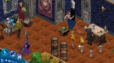 Мой The Sims