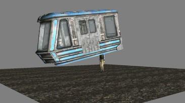 Спустя годы фанаты узнали страшную правду о поездах в Fallout 3