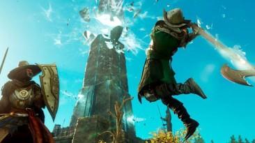 Онлайн беты New World в Steam превысил 200 тысяч игроков