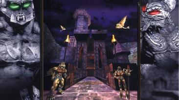 """Unreal """"FUSION"""" - Официальный набор карт от Epic для Deathmatch."""