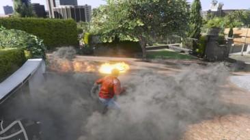 """Grand Theft Auto 5 """"Лазерное зрение оружие супермена"""""""