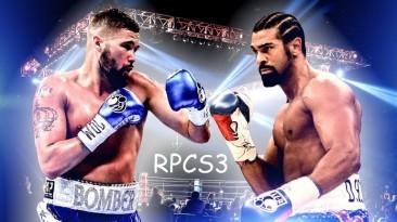 Fight Night Round 4 - достаточно неплохая эмуляция PS3 версии игры
