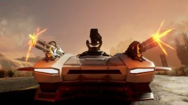 Постапокалиптичные боевые гонки Dark Future получили дату релиза