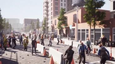 Появился геймплейный трейлер зомби-сурвайвала Dead Matter