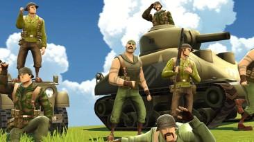 Фанаты работают над возвращением Battlefield Heroes